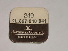 Jaeger Lecoultre 807 840 841 part 240 cannon pinion
