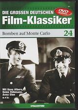 DVD: Bomben auf Monte Carlo (1931) - sehr guter Zustand (Hans Albers, Anna Sten)