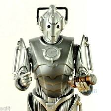 Doctor Who Action Figure Cyberman Cyberleader Cyber Leader With Accessory