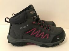 Gelert Horizon Mid Waterproof Ladies Walking Boots Charcoal Size UK 6.5 (EU 40)