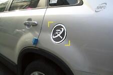 For Kia Sorento 2010 - 2014 Chrome Fuel Cap Cover Trim