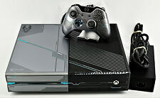 Microsoft Xbox One 1TB Halo 5 Edition 1540 - Complete W Matching Controller