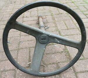 FORD A SERIES STEERING WHEEL AND COLUMN
