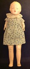 "ULTRA RARE Vintage 1920s Horsman Doll Composition 20"" PEGGY ANN? Jr? Check Mark"