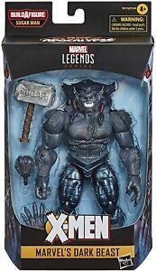 Hasbro Marvel Legends Series 6-inch Collectible Marvel's Dark Beast Action Figur