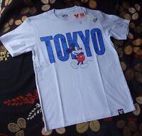 UNIQLO Disney Collection Tokyo Mickey Mouse Men's  T-shirt 東京 XXS,S,M,L,XL,3XL,
