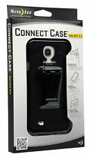 NITE-IZE Galaxy S4 Connect Case - Solid Black CNT-GS4-01SC