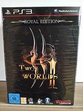 Two Worlds II 2 Royal Edition PS3 Spiel Deutsche Version original verschweißt
