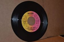 CLARENCE RIED (REID): I'M SORRY BABY; TAY-STER 6013 MINT- NORTHERN SOUL 45 RPM