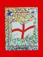 WC FRANCE '98 Panini 1998 - Figurina-Sticker n. 463 - ENGLAND - BADGE -New