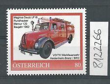 Österreich PM personalisierte Marke Feuerwehr Magirus Deutz LF 16 **