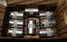 EIGHT   Canon Precision 7 pole DC motor 24V FN38 series  . Japan