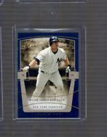 2004 Flair Collection #7 Jason Giambi #60/100 Rare Row 1 Insert New York Yankees