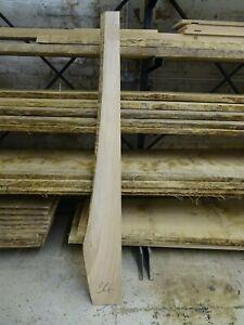 Kiln Dried Oak off cut planed, waney edge for diy shelving etc Board No BRRB34KD