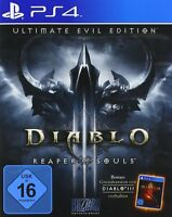 PS4 Spiel Diablo 3 III Reaper of Souls - Ultimate Evil Edition NEUWARE