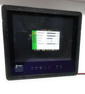 Fugro Oceanor QLT404MS waterproof LCD Monitor Display Korea