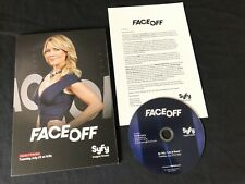 FACE OFF [SYFY] 2014 PROMO DVD—ONE EPISODE