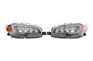 OLM Hikari Series LED Headlights for 2015+ Subaru WRX & WRX STI