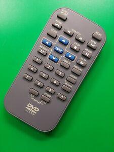 "BUSH BDVD8380 PORTABLE 8"" , 7"" , 10"" DVD Player Remote control controller Gray."