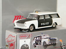 PEUGEOT 404 Police désigned By Minialuxe France 1/43 Ref 28_4 SE-337