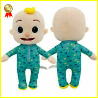 NEW 10'' Cocomelon JJ Plush Toy Boy Soft Stuffed Doll Kids Birthday Gift #114