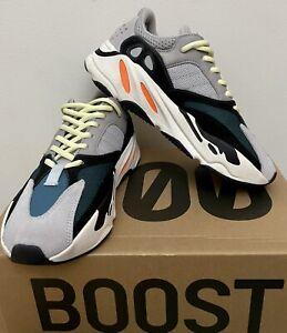 ✅ ADIDAS Yeezy Boost 700 Wave Runner Solid Grey B75571 Sz US 7 - UK 6.5