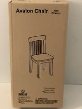 KidCraft Avalon Chair - Natural 16621D - Nib Ages 5-8