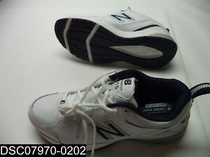 Size 10D Men's New Balance white Cross Training Shoes MX619WN2