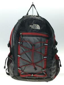 THE NORTH FACE  1331-61-N103 Borearis Polyester Red Back Pack From Japan