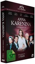 Anna Karenina - Flammen der Liebe 1-3 - Joachim Fuchsberger - Fernsehjuwelen DVD