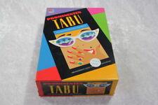 Tabu Prominenten Ausgabe 1992 geprüft & Komplett