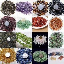 100g Natural Colorful Quartz Crystal Mini Stone Rock Chips Healing Specimens Lot