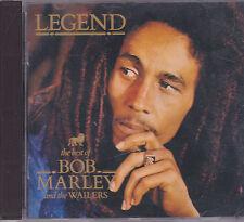 Bob Marley-Legend cd Album