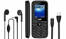 Easy Simple Basic San Tropez S1 Sim Free Unlocked Mobile Phone Bluetooth FM