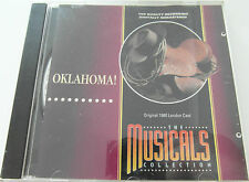 Oklahoma! - The Musicals Collection ( CD Album 1994 ) Used Very good