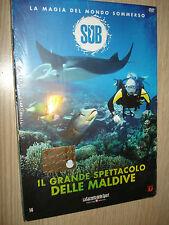 DVD N°14 SUB LA MAGIA DEL MONDO SOMMERSO IL GRANDE SPETTACOLO DELLE MALDIVE