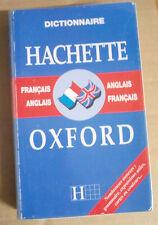 Dictionnaire Oxford de poche Français-anglais anglais-Français