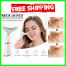New - Vibration Neck Care Massager Double Chin Wrinkle Removal Skin Tightening