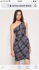 All Saints Laima Corset Dress Size XS UK 8