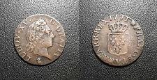 Louis XV - Liard à la vieille tête 1771 V, Troyes - L4L.522