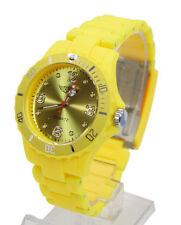 Prince London Spielzeug Style Armbanduhr 12 Monate Garantie! gummierte Kunststoff