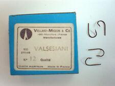 VMC 100 AMI ( HOOKS ) SERIES :9222 BZ  VALSESIANI- MISURA - 12  (senza paletta)
