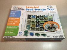 Assorted sizes Bead Storage Tray New