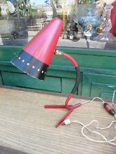 Lampe Cocotte années 50 en Métal Lacroix Biny