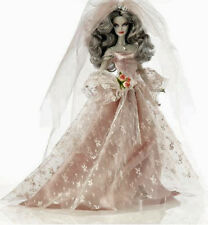 HAUNTED BEAUTY ZOMBIE BRIDE BARBIE*2015*GOLD LABEL*NEW IN SHIPPER*4TH IN SERIES