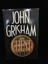 The Client by John Grisham - Hardcover 1993 Book Club