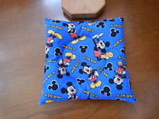 "Bowling Ball Cup/Holder - ""MICKEY MOUSE"" Pattern Handmade"