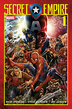 Marvel Comics Secret Empire #1 (of 10) Regular Cover Bagged & Boarded INSTOCK