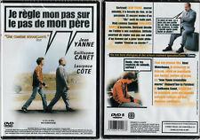 DVD - JE REGLE MON PAS SUR LE PAS DE MON PERE - Yanne,Canet,Côte,Waterhouse NEUF