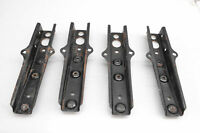 13 Can-Am Renegade 1000 4x4 Let & Right Floorboard Brackets Mounts